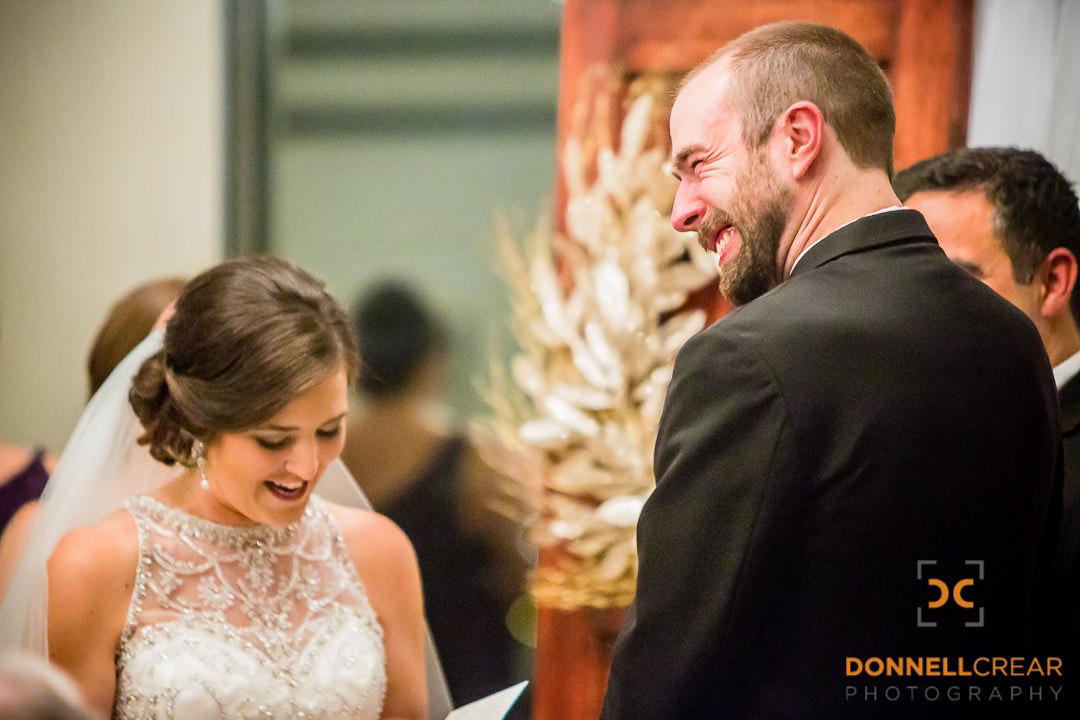 Elegant Commerce Club Wedding | Landri + Tim
