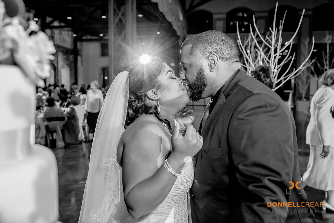 Bleckley Station Wedding | Amaris + Shaunessey