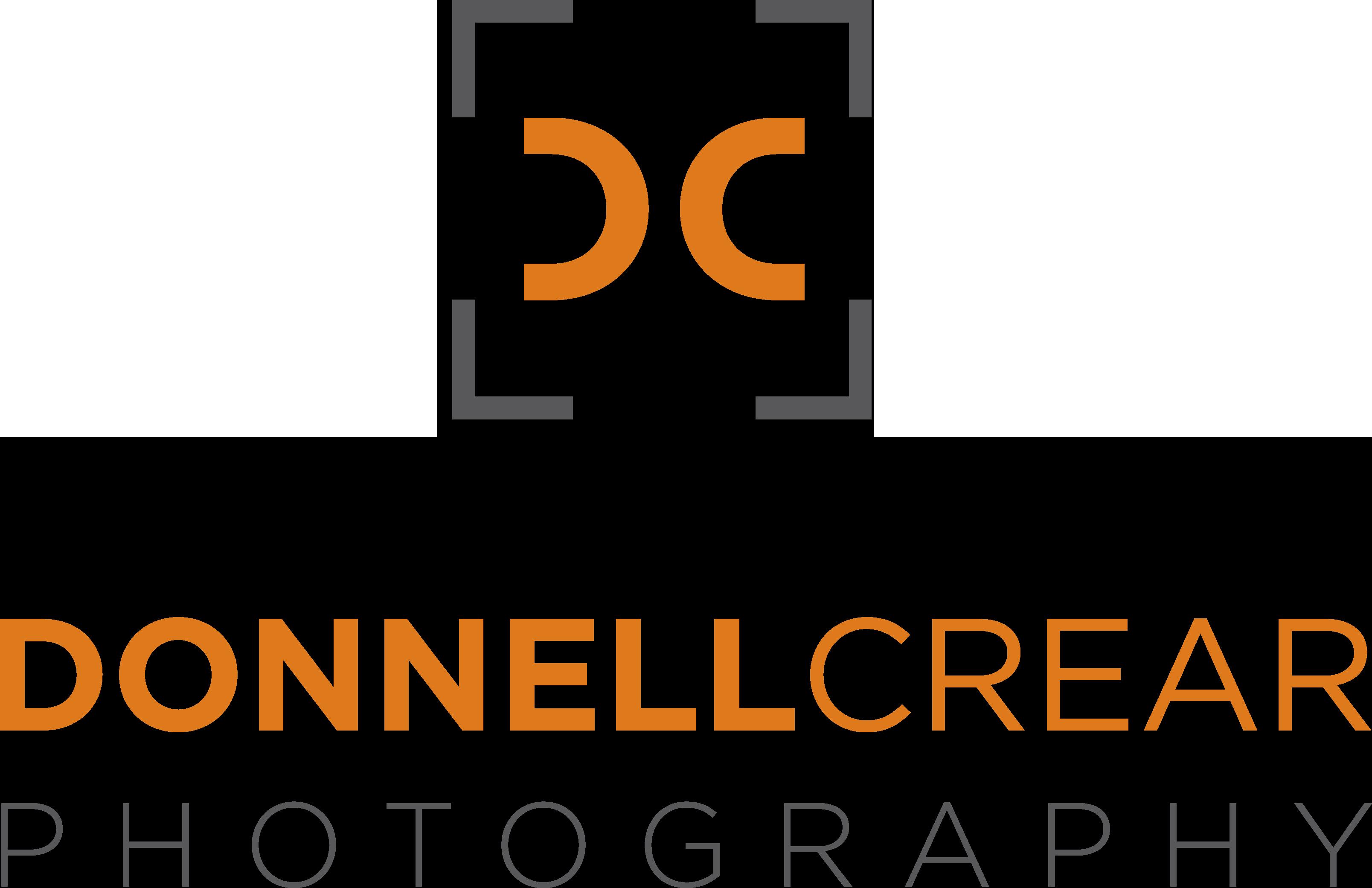 Donnell Crear Photography Logo