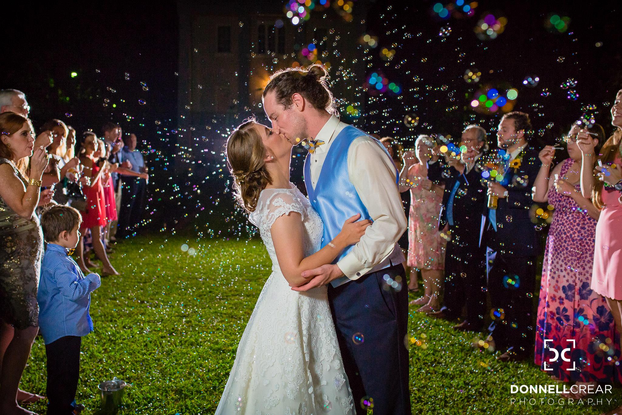 Cokesbury College Wedding | Taylor + Wesley